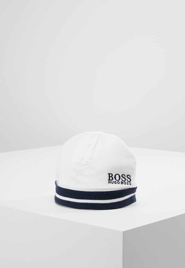 BOSS Kidswear - BABY - Bonnet - weiß