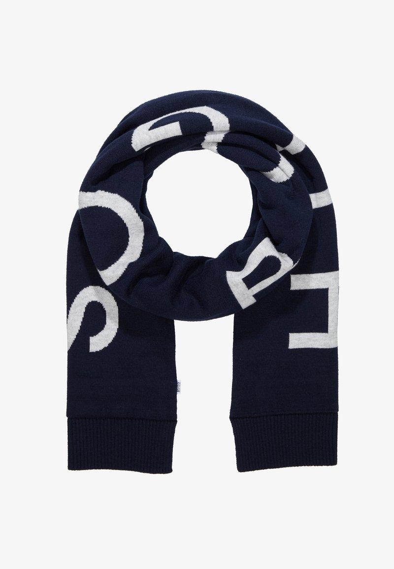 BOSS Kidswear - Écharpe - grau/marine