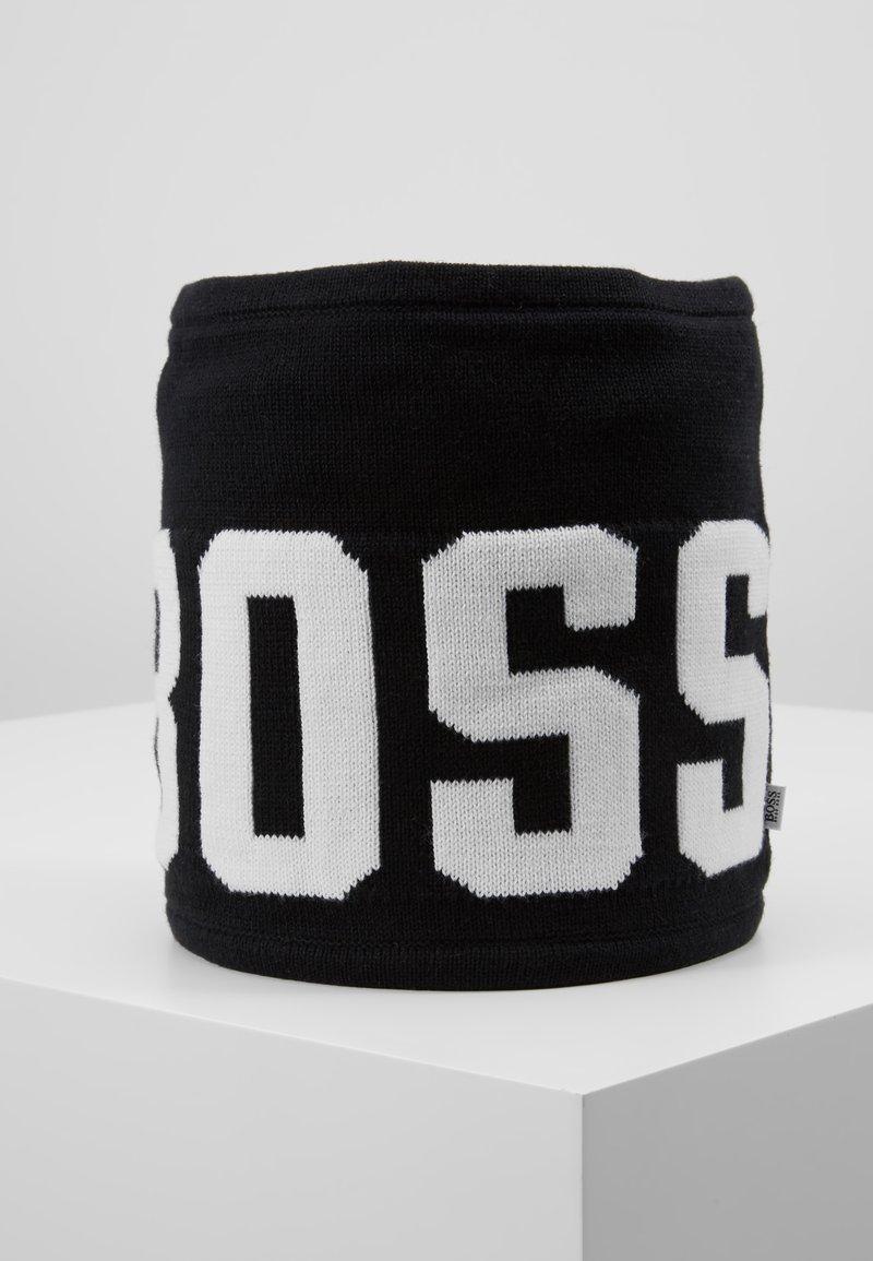 BOSS Kidswear - TOUR DE COU - Kruhová šála - schwarz