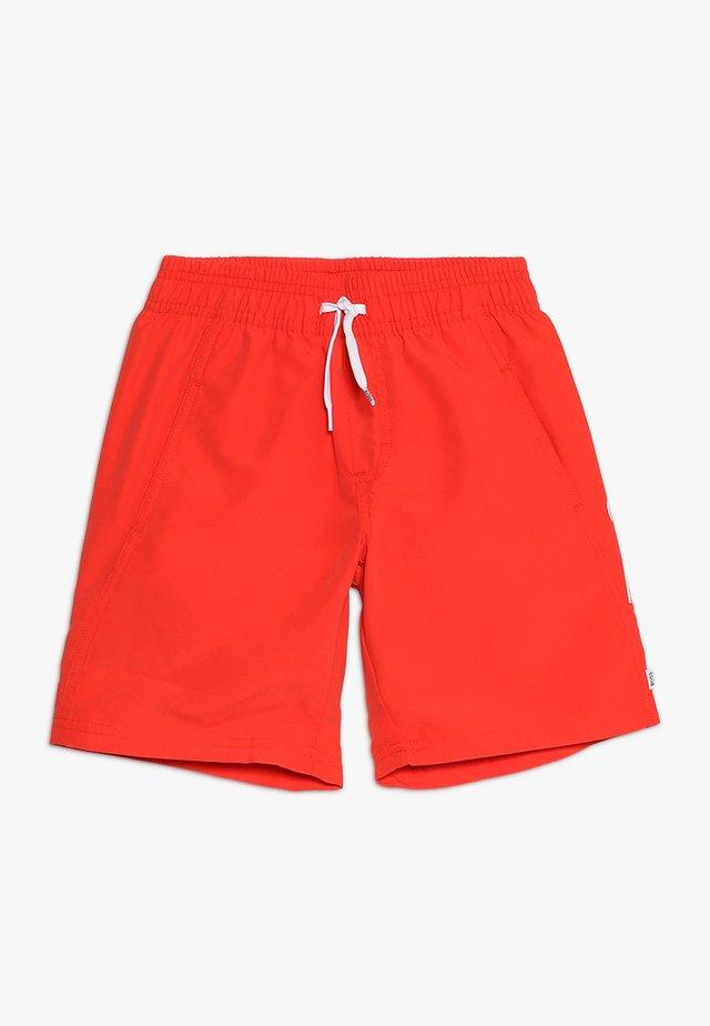 SURFHOSE - Swimming shorts - rotorange