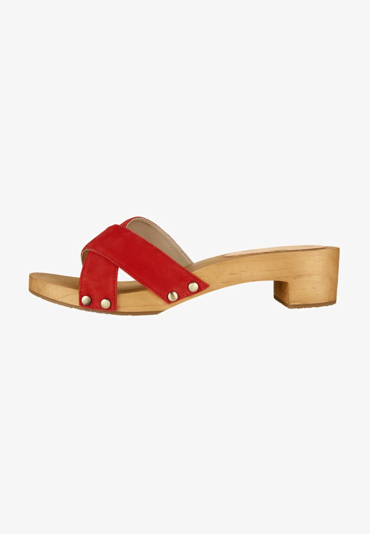 Boden - Clogs - bright red