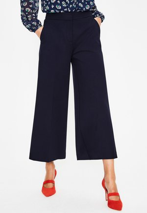 HAMPSHIRE - Trousers - navy
