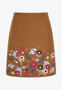 Boden - A-line skirt - pumpkin orange - 4