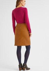 Boden - A-line skirt - pumpkin orange - 2