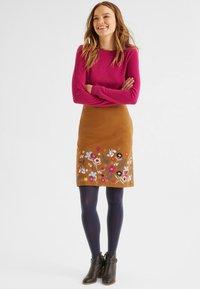 Boden - A-line skirt - pumpkin orange - 0