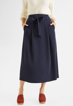 Maxi skirt - navy