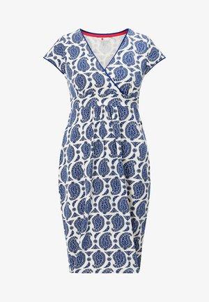 LÄSSIGES - Jersey dress - light blue
