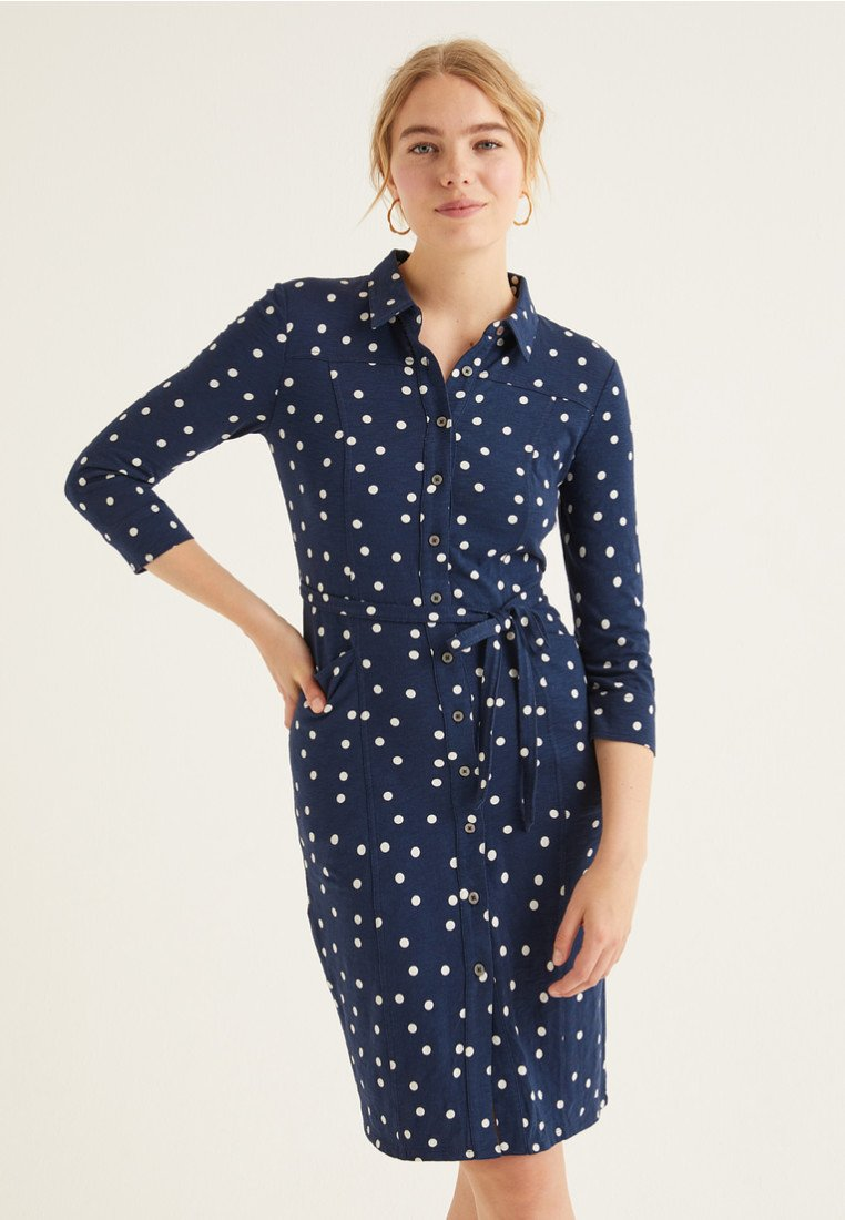 Boden - TARA  - Shift dress - navy