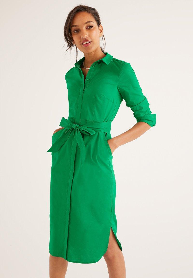 Boden - Shirt dress - green