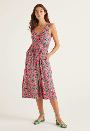 EFFIE  - Jersey dress - light pink