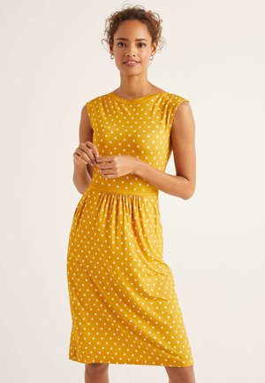 ELEANOR  - Jersey dress - yellow