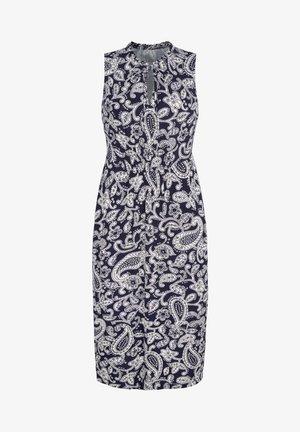 ELIZA - Jersey dress - navy