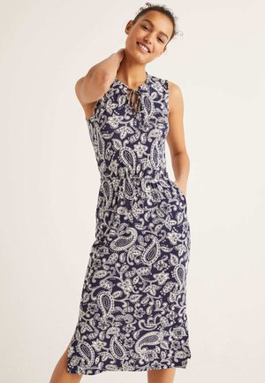 ELIZA - Jersey dress - navy