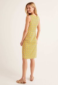 Boden - EDEN - Jersey dress - dark yellow - 2