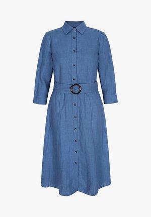 OLIVIA  - Shirt dress - blue