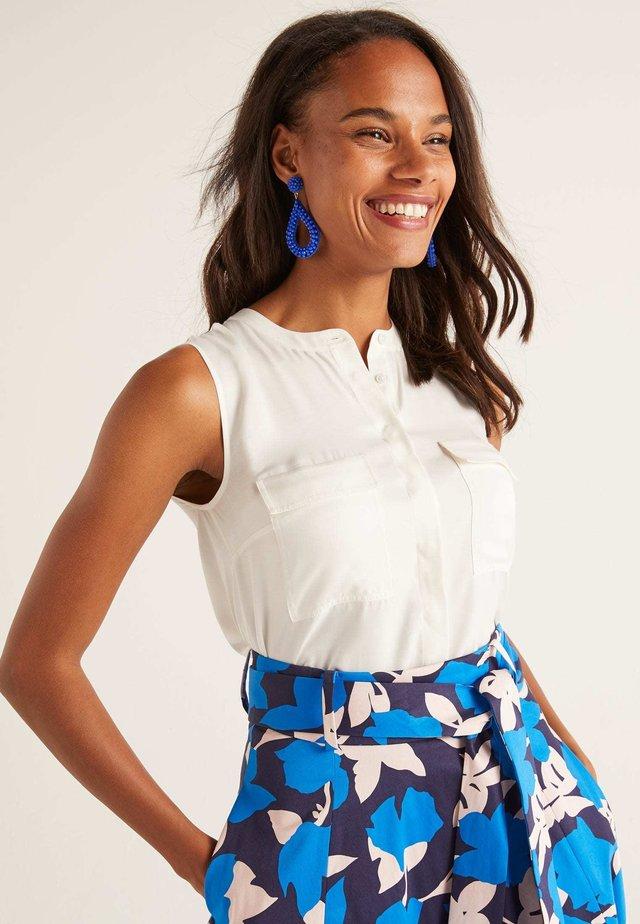 PETRONELLA  - Button-down blouse - natural white