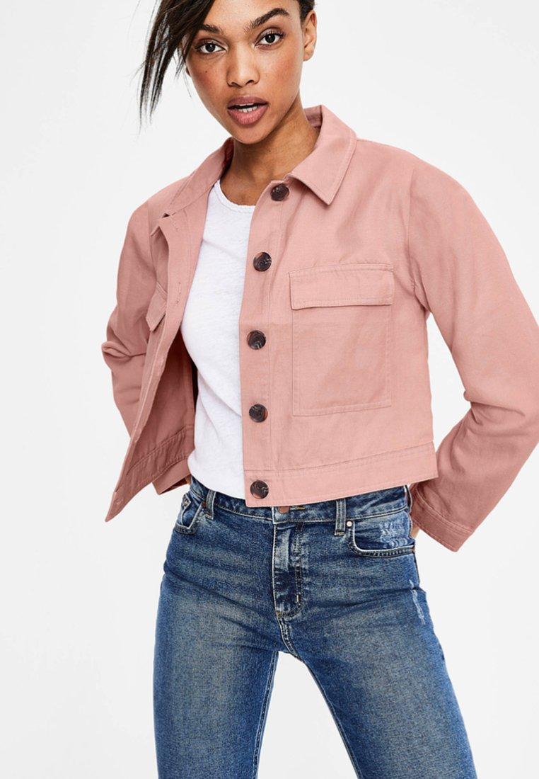 Boden - Jeansjacke - pink