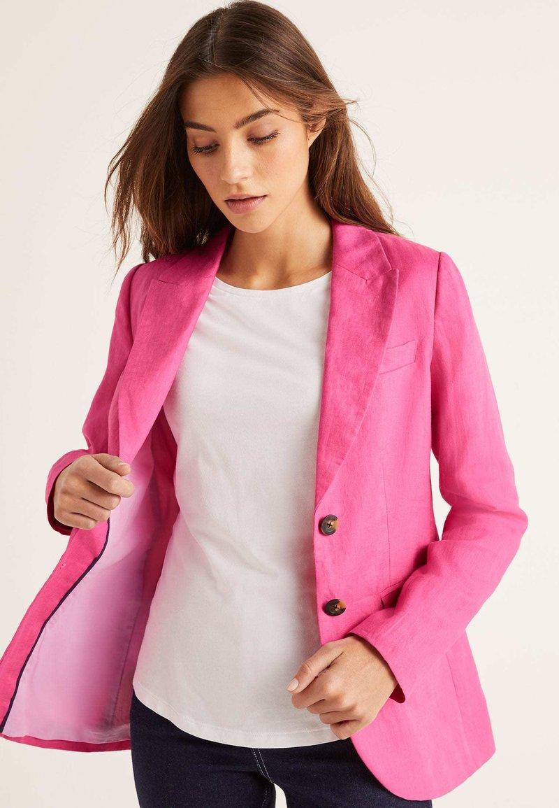 Boden - Blazer - neon pink