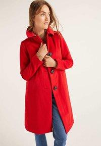 Boden - Short coat - bordeaux - 0