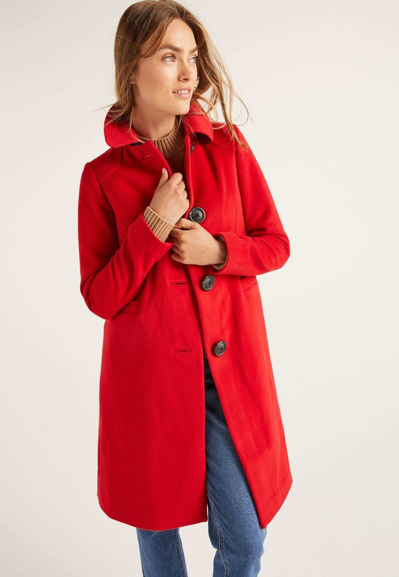Boden - Short coat - bordeaux
