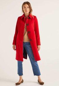 Boden - Short coat - bordeaux - 1