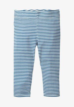 PUNKTEN - Leggings - Trousers - blue