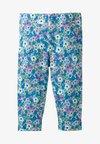 Boden - KURZE WITZIGE - Leggings - Trousers - sea breeze blue