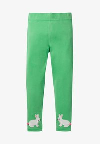 Boden - MIT APPLIKATION - Leggings - Trousers - asparagus green - 0