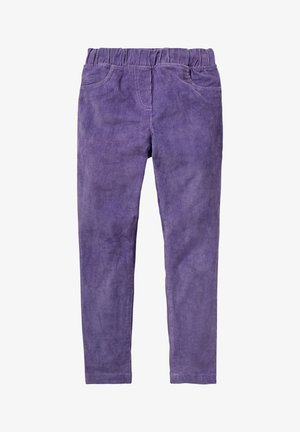 Trousers - aster violet