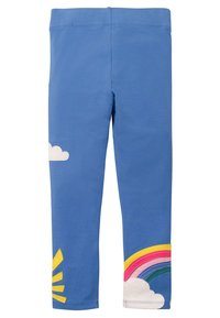 Boden - MIT APPLIKATION - Leggings - Trousers - sky blue - 1