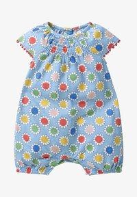 Boden - Jumpsuit - sea blue/daisies - 0