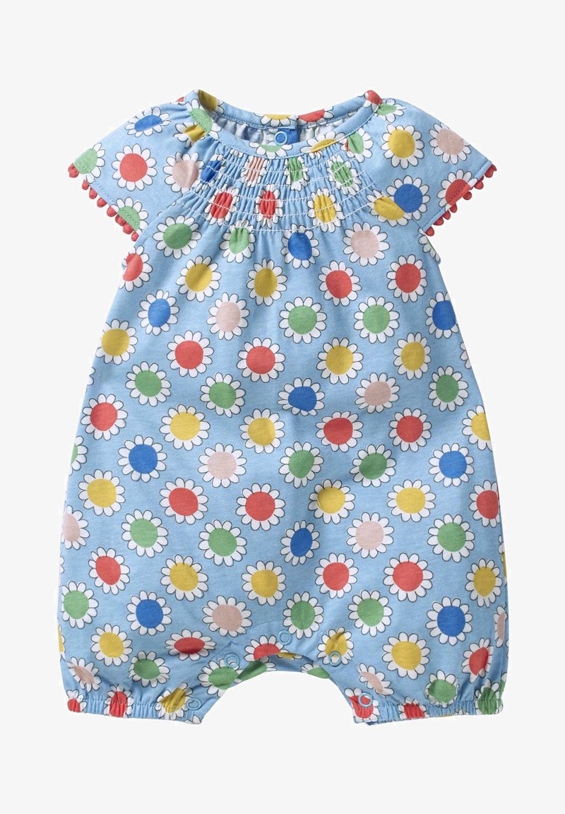 Boden - Jumpsuit - sea blue/daisies