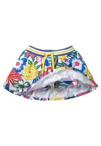Boden - A-line skirt - bunt, tropenblüten - 2