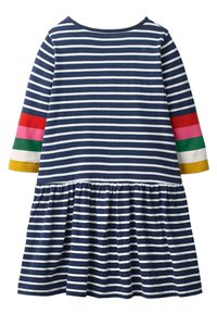 Boden - Jersey dress - natural white/navy - 1