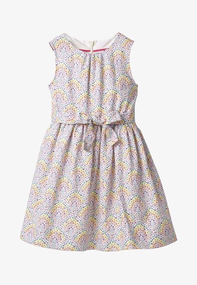 VINTAGE - Day dress - Natural white/rainbow