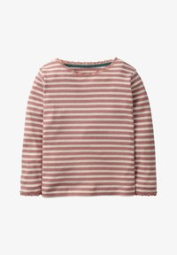Boden - Long sleeved top - old rose/silver - 0