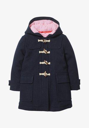 DUFFLE - Short coat - navy
