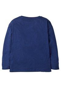 Boden - MIT WALDAPPLIKATION - Long sleeved top - dark blue - 1