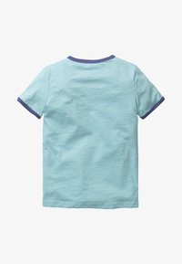 Boden - Print T-shirt - helles himmelblau, surf patrol - 1