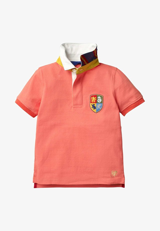 HARRY POTTER - Polo shirt - rockabilly-rot