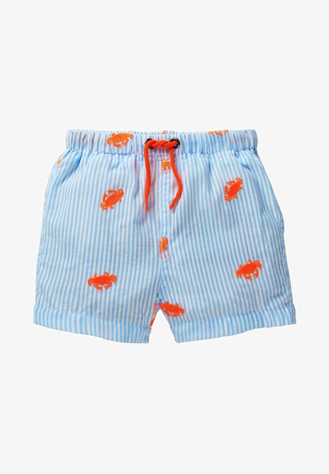 Swimming shorts - surfboard blue