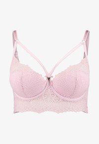 Boux Avenue - ODETTE LONGLINE - Sujetador con aros - dusky pink - 4