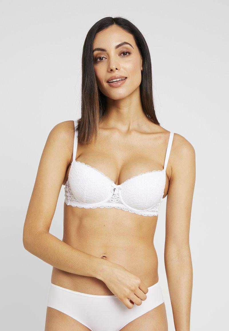 Boux Avenue - EMMELINE - Kaarituelliset rintaliivit - white