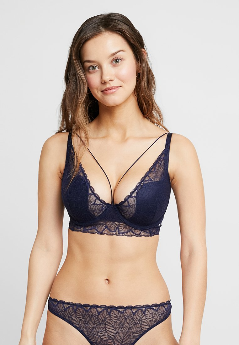Boux Avenue - MARCELLA PLUNGE - Beugel BH - navy