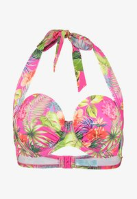 Boux Avenue - ST LUCIA BRIGHT FLORAL SLING - Bikinitop - pink mix - 3