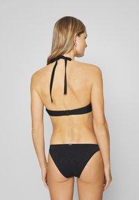 Boux Avenue - MADIERA DECO BALCONETTE - Top de bikini - black - 2