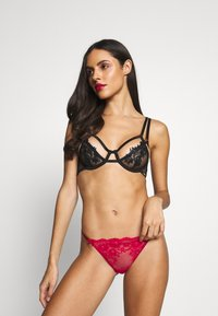 Boux Avenue - HARLIE THONG - Tanga - red mix - 1