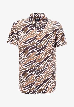 ZEBRA  - Shirt - brown