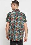 boohoo MAN - SNAKE PRINT SHORT SLEEVE - Shirt - multi-coloured