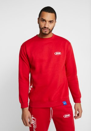 MAN LOOSE JOGGER - Tracksuit - red